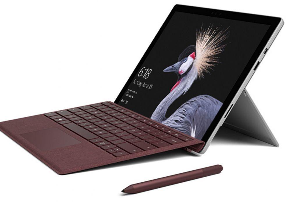 Microsoft Surface Go 64GB, 4GB, Silver, No Pen