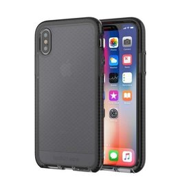 Tech21 Evo Check for iPhone XR- Smokey/Black