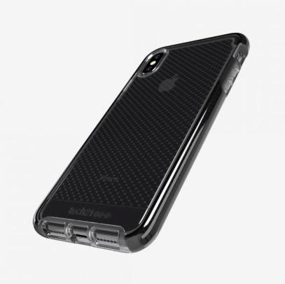 Tech21 Evo Check for iPhone Xs Max - Smokey/Black