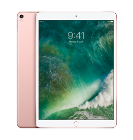 "Apple iPad Pro 10.5"", Wi-Fi, 256GB, Rose Gold"