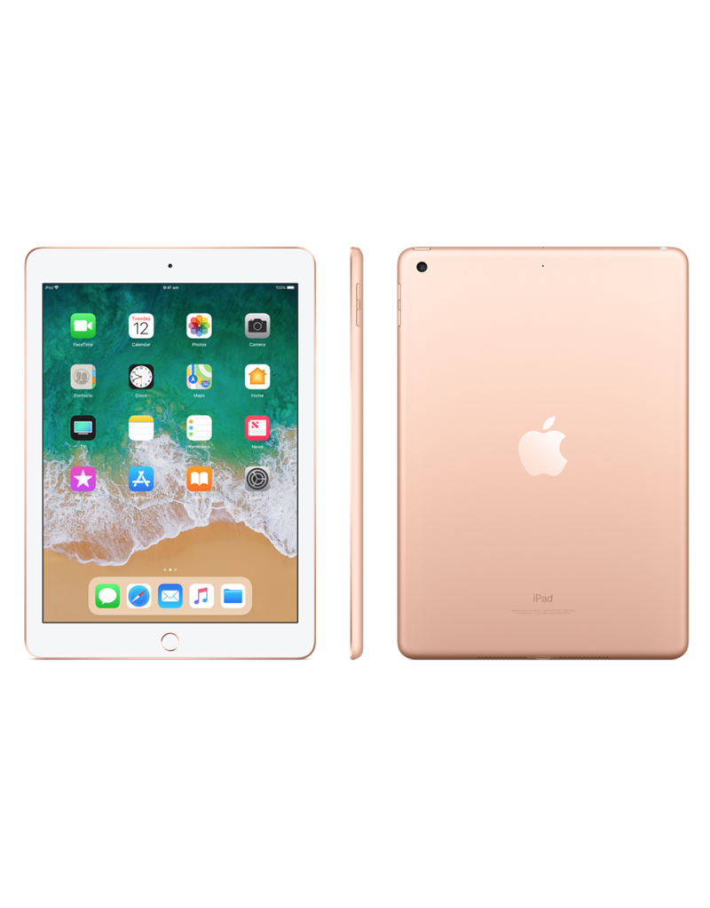 Apple iPad Wifi, 32GB, Gold