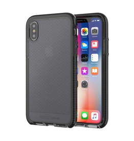 Tech21 Tech21 Evo Check for iPhone XR- Smokey/Black