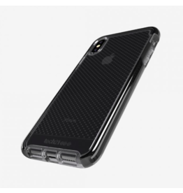 Tech21 Evo Check for iPhone Xs - Smokey/Black