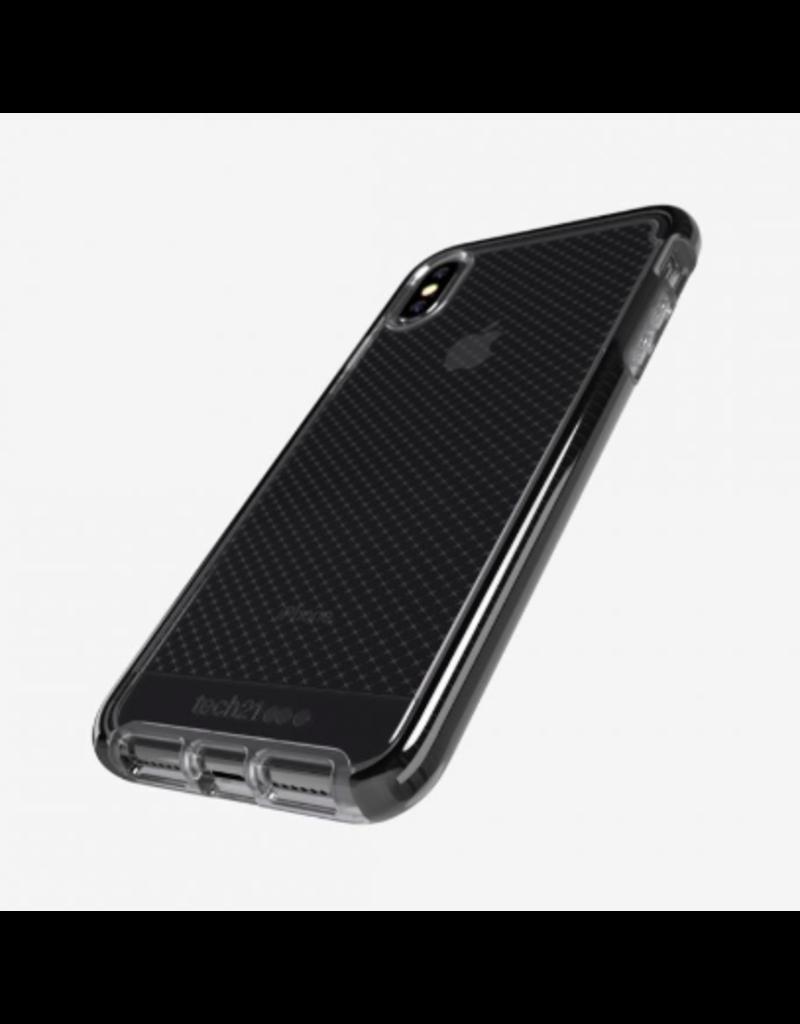Tech21 Evo Check for iPhone Xs - Smokey/Black