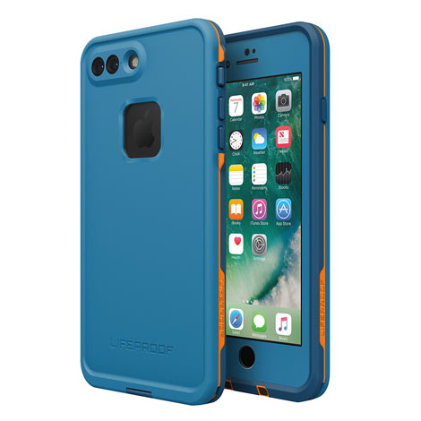 LifeProof Fre iPhone 7 Plus Case - Base Camp Blue