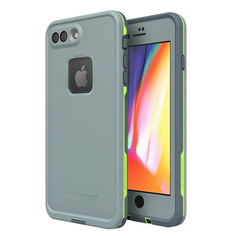 Lifeproof Fre - iPhone 7/8 Plus Grey Lime