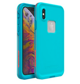 Lifeproof Fre - iPhone Xs Boosted Blue