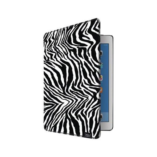 3SIXT Flash Folio iPad Air 2 - Zebra