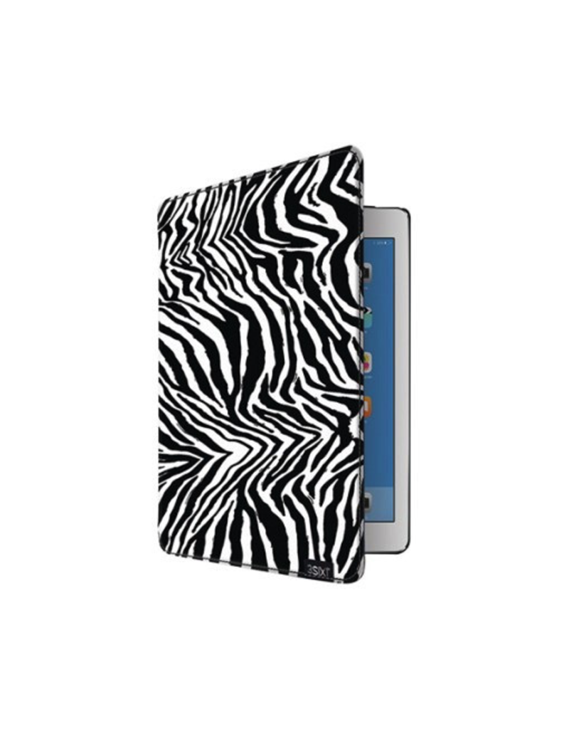 3SIXT Flash Folio iPad Air 2 - Zebra