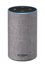 Amazon Amazon Echo - Heather Gray Fabric
