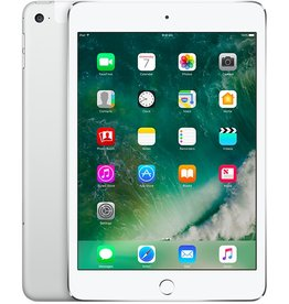 Apple iPad Mini 4 Wifi+Cellular, 128GB, Silver