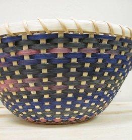 Woven Designs Popcorn Basket Pattern