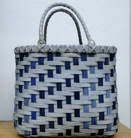 Woven Designs Shop 'til ya drop Tote Basket Pattern