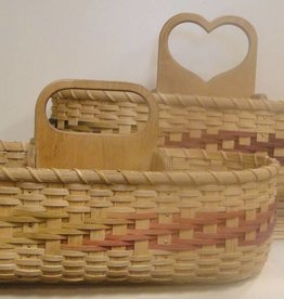 Woven Designs Treasure Keepsake Basket Pattern