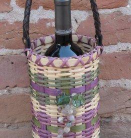 Woven Designs Wine Gift Basket