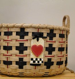 Woven Designs Woven with Love Basket Pattern