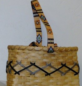 Woven Designs Bicycle Basket Pattern