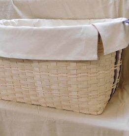 Woven Designs Laundry Basket Pattern