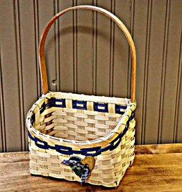 Woven Designs Snail Mail Basket Pattern