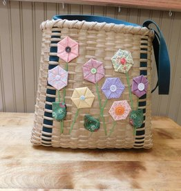 Woven Designs Teachers Tote Basket Pattern