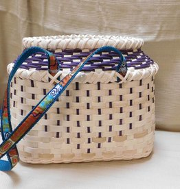 Woven Designs Travelers Tote Basket Pattern