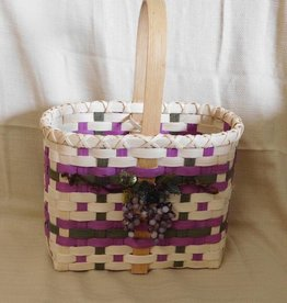 Woven Designs Double Wine Basket Pattern