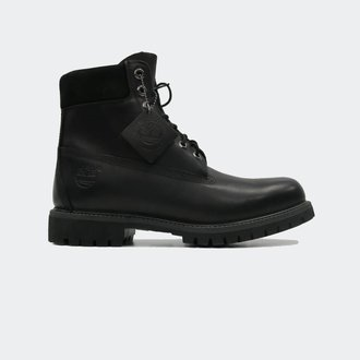 8977581f66a TIMBERLAND Timberland - 6IN Premium Boot Black Leather (10054)