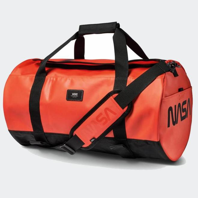Vans Nasa x Vans Duffelbag Space Orange