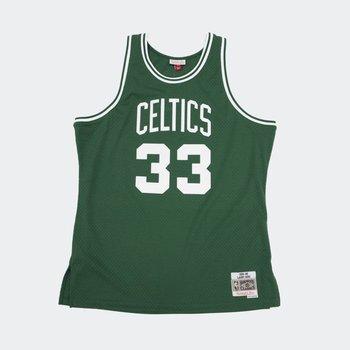 Mitchell & Ness Mitchell & Ness Larry Bird Swingman Jersey 1985-86 Boston Celtics Green