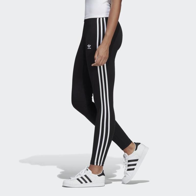 59b7f25b1b25d Adidas Women's 3-Stripes Leggings (CE2441) - Sam Tabak