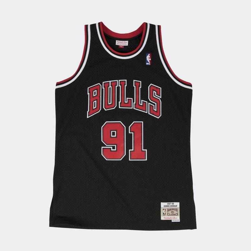 Mitchell & Ness ** Dennis Rodman Swingman Jersey Chicago Bulls