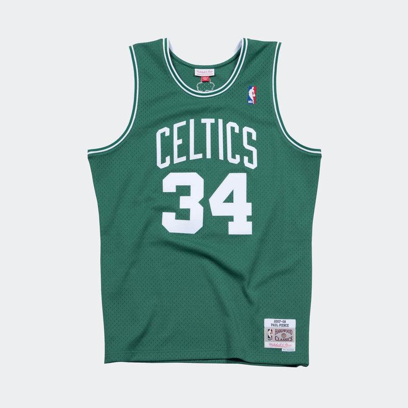 Mitchell & Ness ** Mitchell & Ness Pierce Swingman Jersey Boston Celtics Green