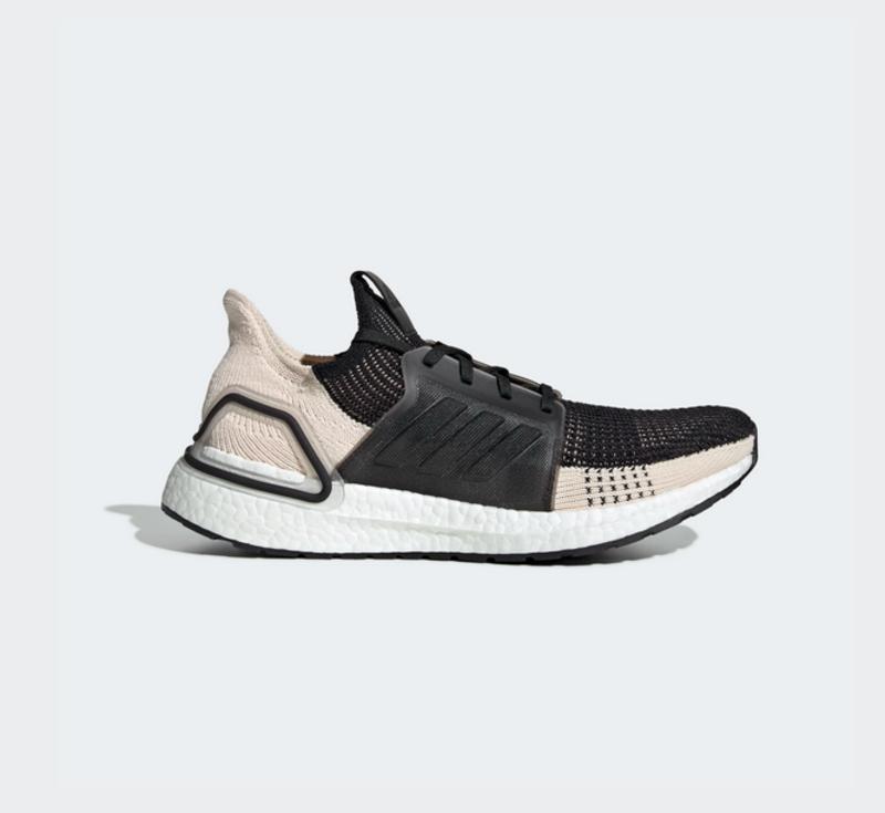 Adidas Adidas - UltraBOOST 19 m - CBLACK/LINEN/CRYWHT (G27506)