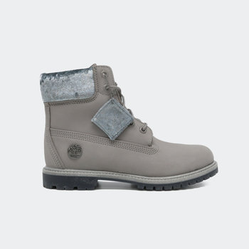 TIMBERLAND Timberland 6 Inch Premium Velvet Mid Grey Steeple Grey TB0A231F F49