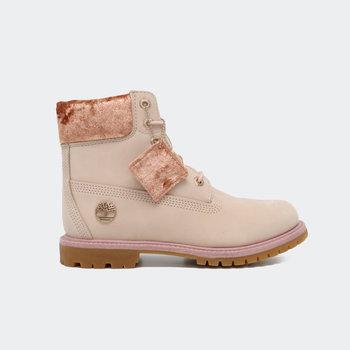 TIMBERLAND Timberland WMN 6 Inch Premium Velvet LT Pink Chintz Rose TB0A24K6 N97