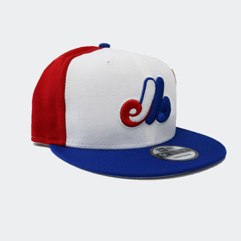 New Era MONTREAL EXPOS COOPERSTOWN BASIC 9FIFTY SNAPBACK (11591030)