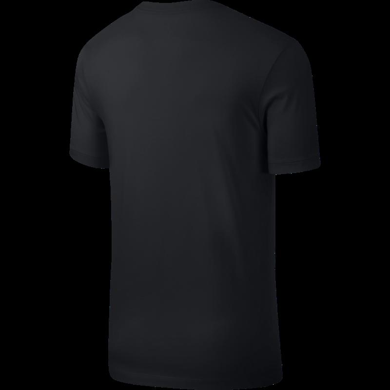 Nike Nike Sportswear Club Shirt BLACK/WHITE AR4997-013