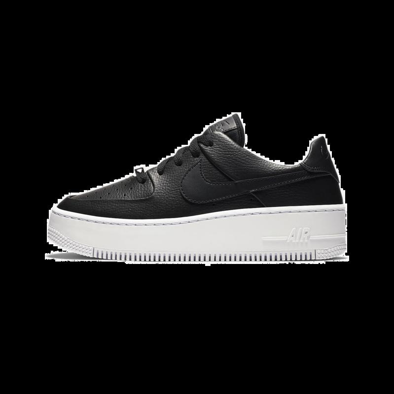 Nike Women's Nike Air Force 1 Sage Low 'Black' AR5339-002