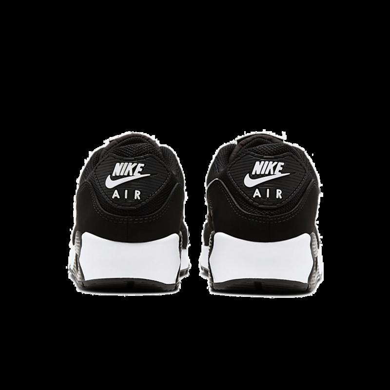 Nike Women's Nike Air Max 90 'Black White' CQ2560-001