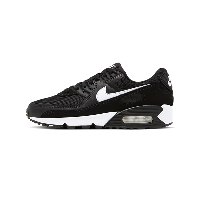 Wmns Nike Air Max 90 'Black White