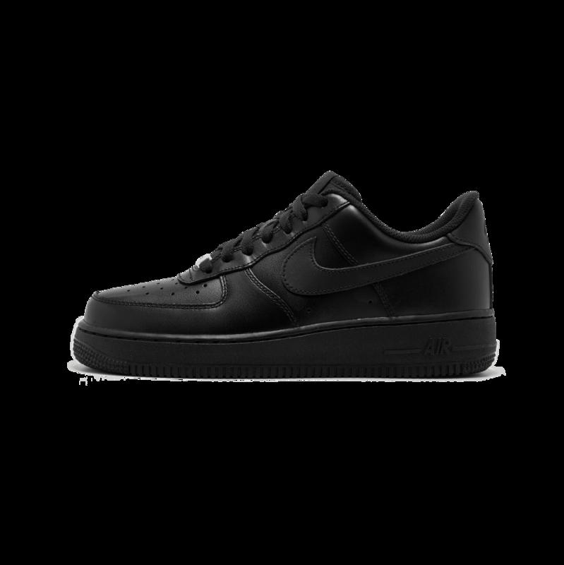Nike Women's Nike Air Force 1 '07 'Black' 315115-038
