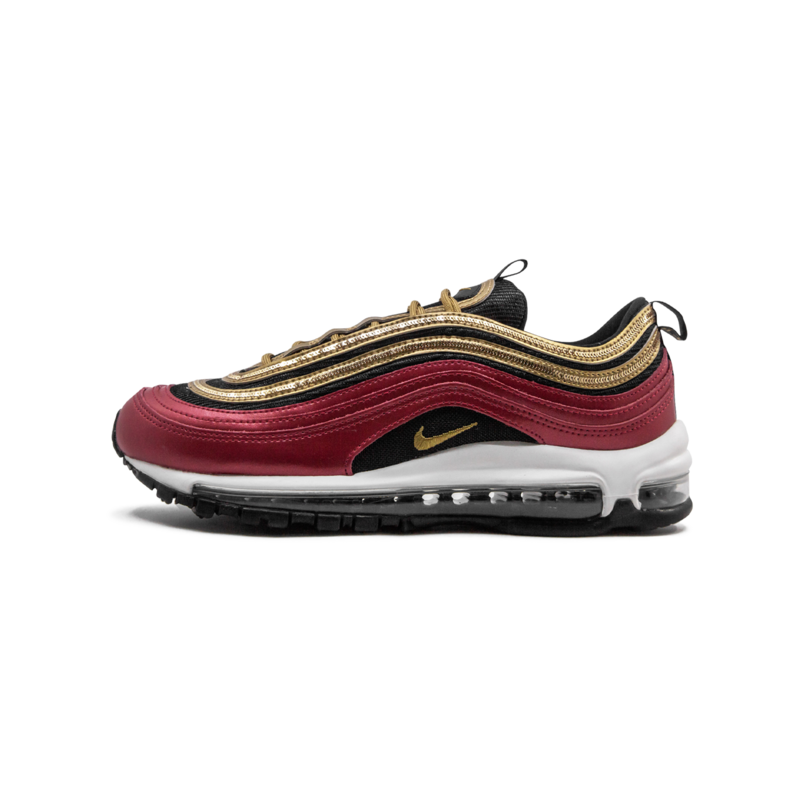 Nike Women's Nike Air Max 97 'Gold Sequin' CT1148-600