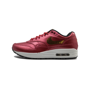 Nike Women's Nike Air Max 1 'Gold Sequin' CT1149-600