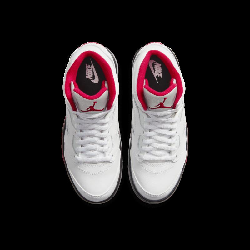 Air Jordan Air Jordan Retro 5 Fire Red Preschool 440889-102