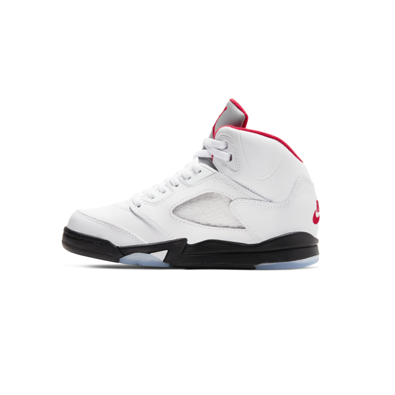 Air Jordan Air Jordan Retro 5 Fire Red Preschool 440889-102