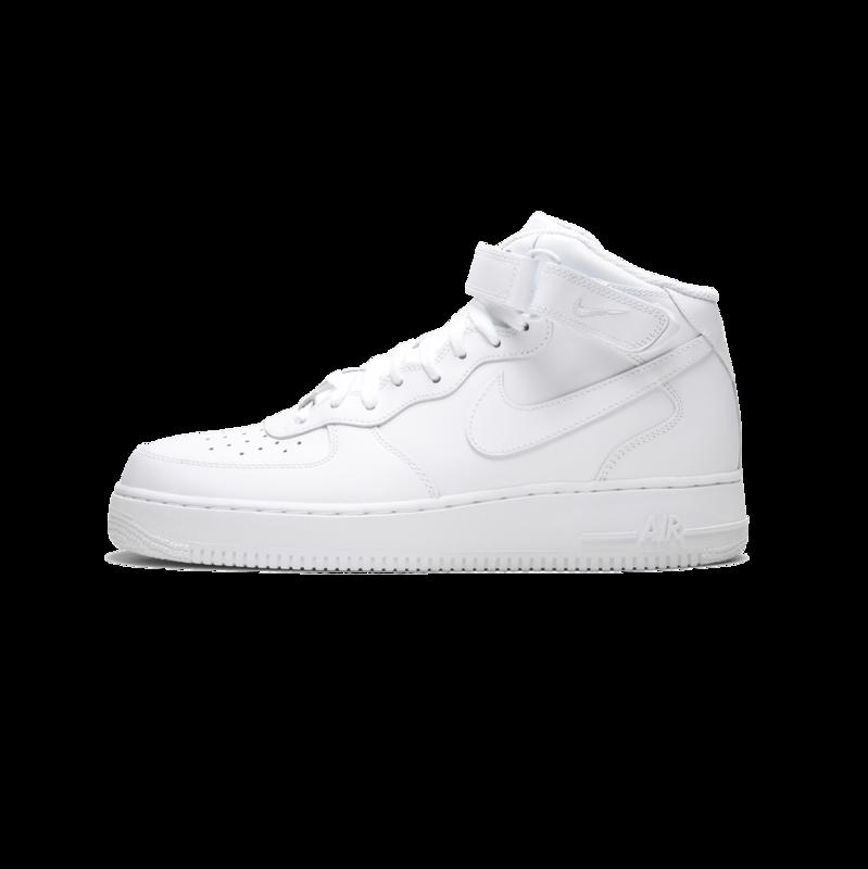 Nike Nike Air Force 1 Mid '07 'White' 315123-111