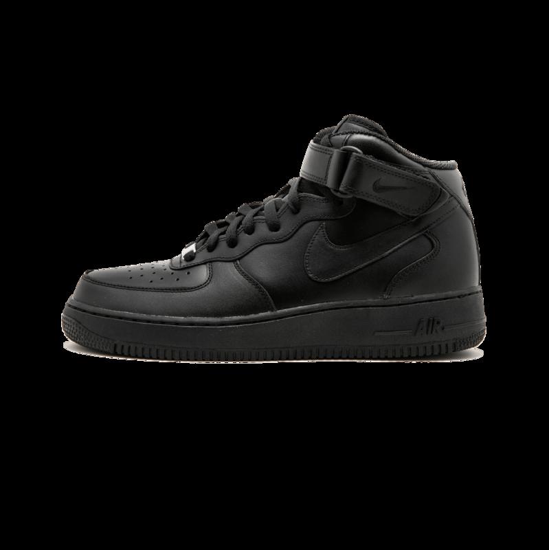 Nike Nike Air Force 1 Mid '07 'Triple Black' 315123-001