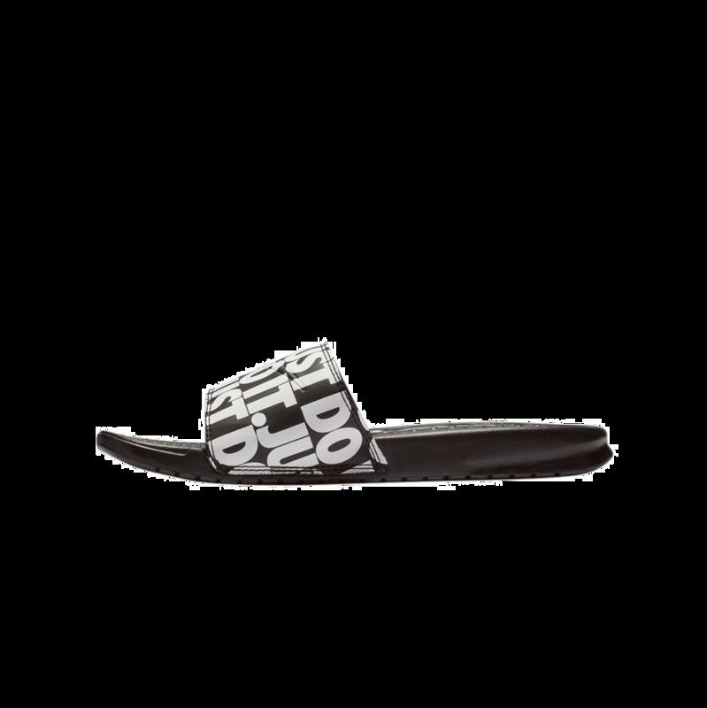 Nike Nike Benassi JDI Print 'White' 631261-024