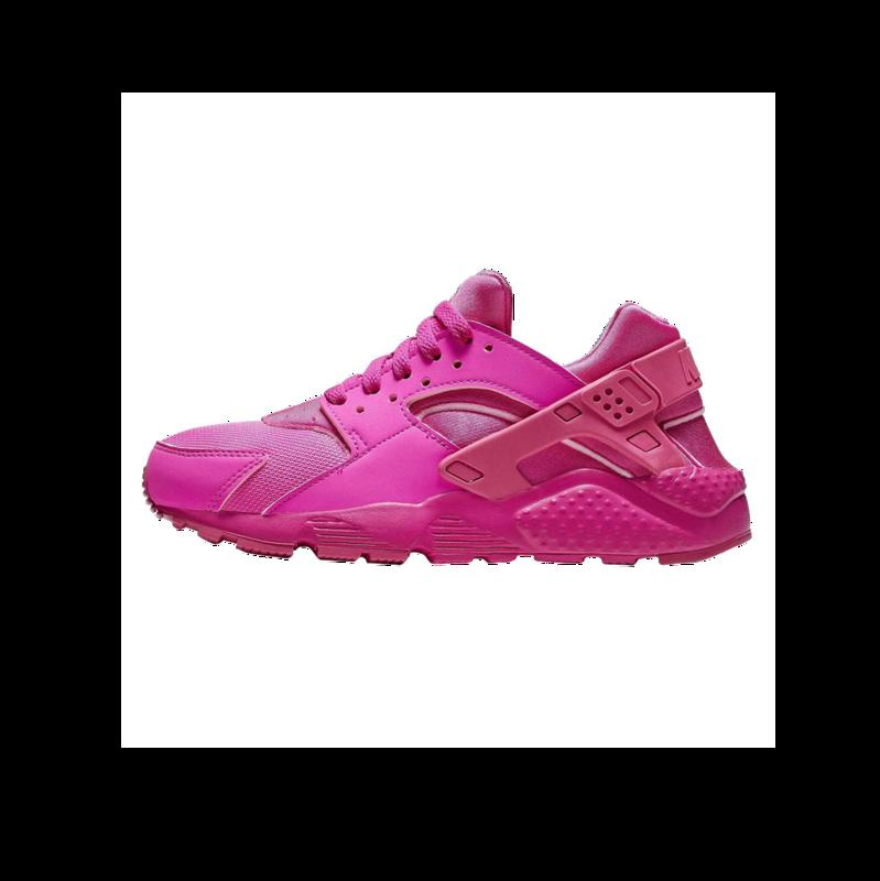 "Nike NIKE HUARACHE ""LASER FUCHSIA"" 654275-607 GS"