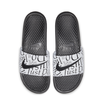 Nike NIKE BENASSI JDI PRINT BLACK/WHITE 631261 032 M